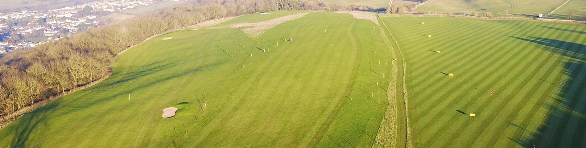 Bleadon Hill Golf Course